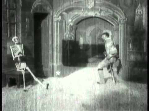 The Haunted Castle, 1896, First Horror Movie Ever Made