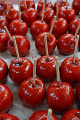 Halloween Recipe: How To Make Red Candy Apples