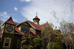 Haunted Places: The Winchester Mystery House