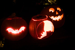 Pumpkin Carving In The Extreme