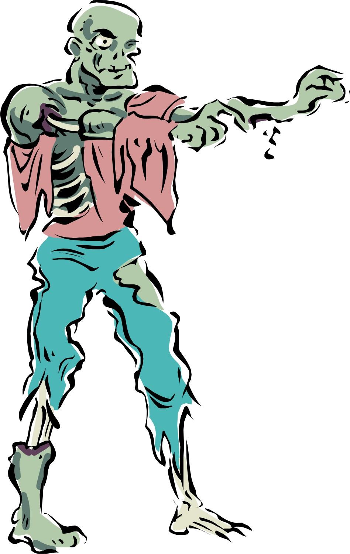 """""""Walking Zombie"""""""