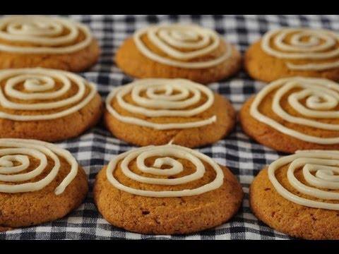 Pumpkin Cookies Recipe Is Ghoulishly Delicious!