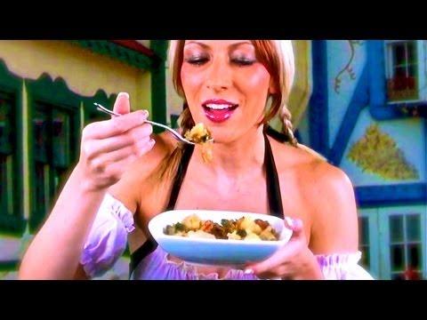 Hot German Potato Salad Recipe Is Perfect For Oktoberfest Or Halloween