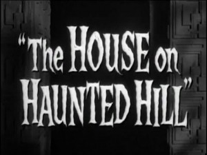 The House On Haunted Hill Is A William Castle Classic!