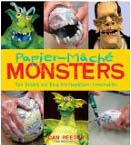 Papier-Mache-Monsters