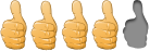 4Thumbs-Up-Ratings
