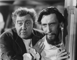 John Carradine Shined in Spooky Movies